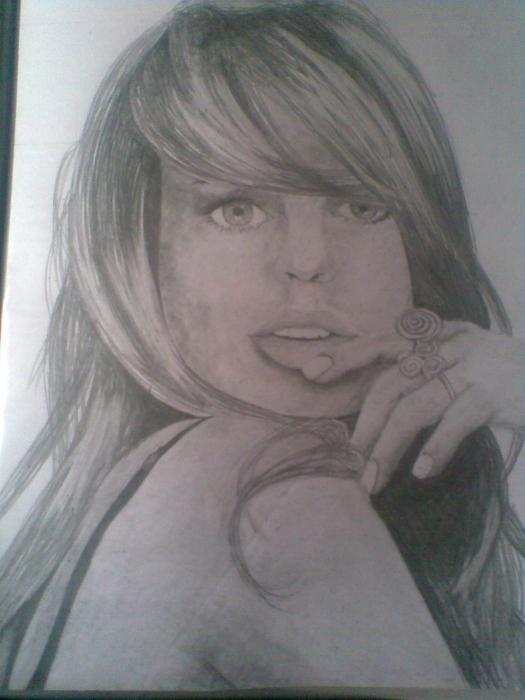 Lindsay Lohan par C4thy